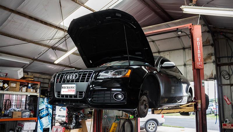 Chuyên sửa chữa và bảo dưỡng xe Audi định kỳ tại TPHCM