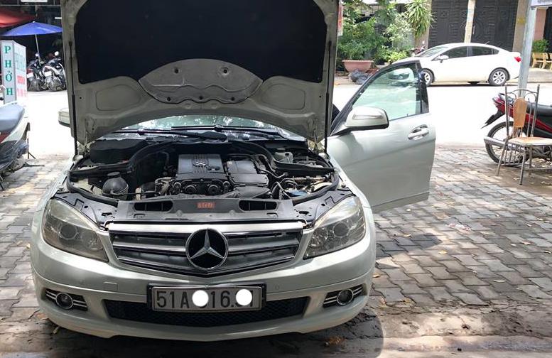 Cách tìm gara sửa chữa Mercedes uy tín tại TPHCM