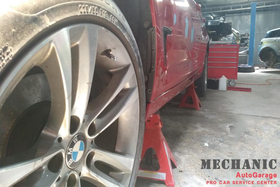 Bảo dưỡng xe BMW 320i định kỳ