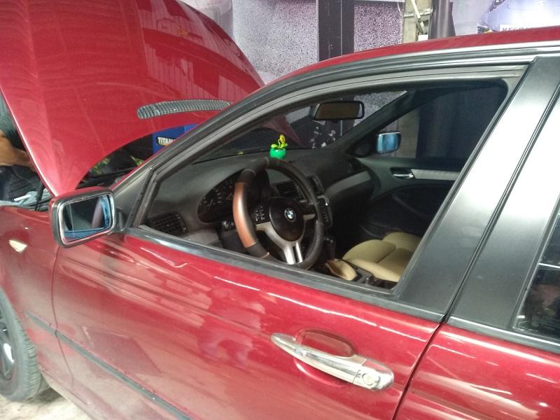 Sửa chữa điều hòa BMW chuyên sâu tại TPHCM