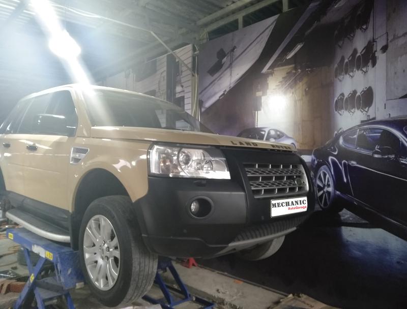 Sửa chữa hệ điều hòa Land Rover Uy tín