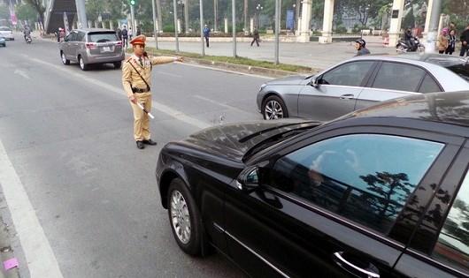 15 lỗi vi phạm của ô tô bị phạt cực nặng