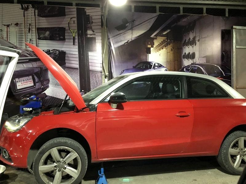 Sửa chữa điều hòa Audi uy tín và chuyên nghiệp tại TPHCM