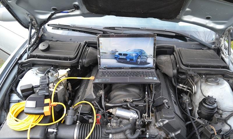 Gara sửa xe BMW uy tín tại TPHCM