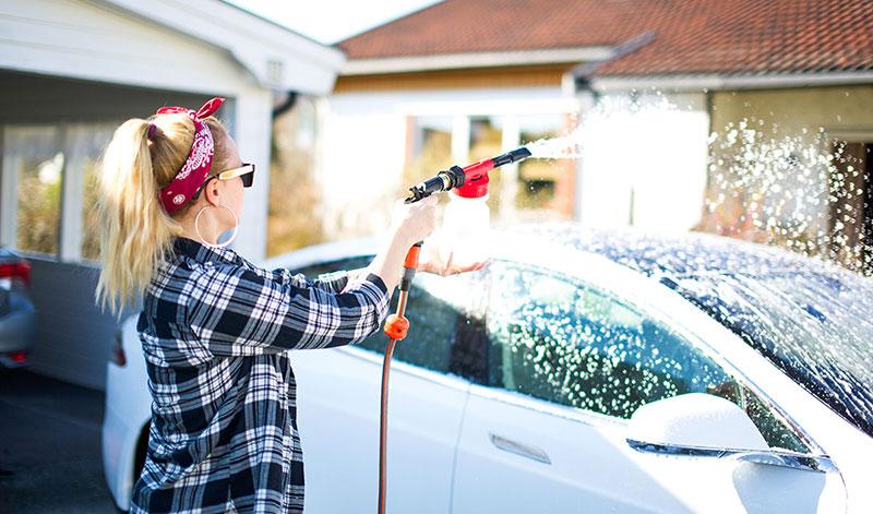 Hướng dẫn chăm sóc và bảo vệ ô tô tại nhà