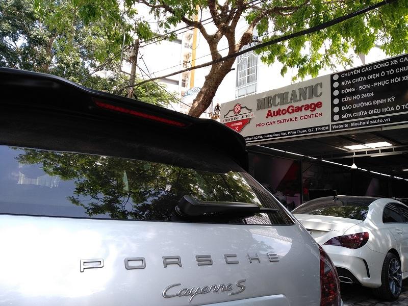 Gara sửa chữa Porsche uy tín tại TPHCM