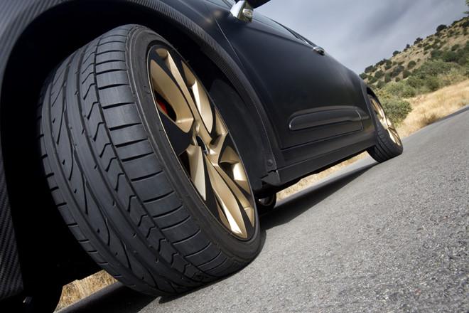 Cảnh báo về thông số lốp cho chủ xe ô tô