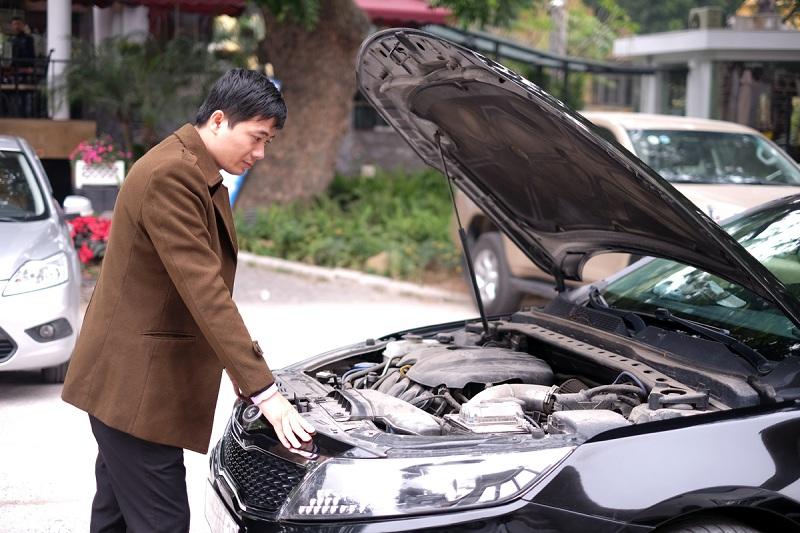 Kiểm tra gì cho ô tô để đón tết