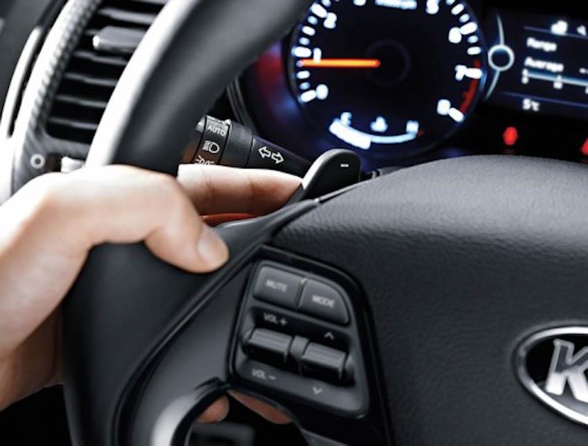 Mẹo sử dụng số tay trên ô tô số tự động