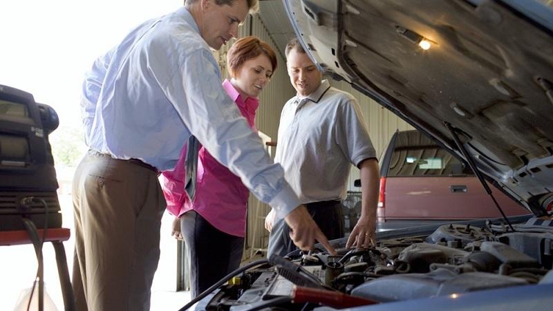 Làm gì để giảm nguy cơ sửa chữa ô tô khi mua cũ