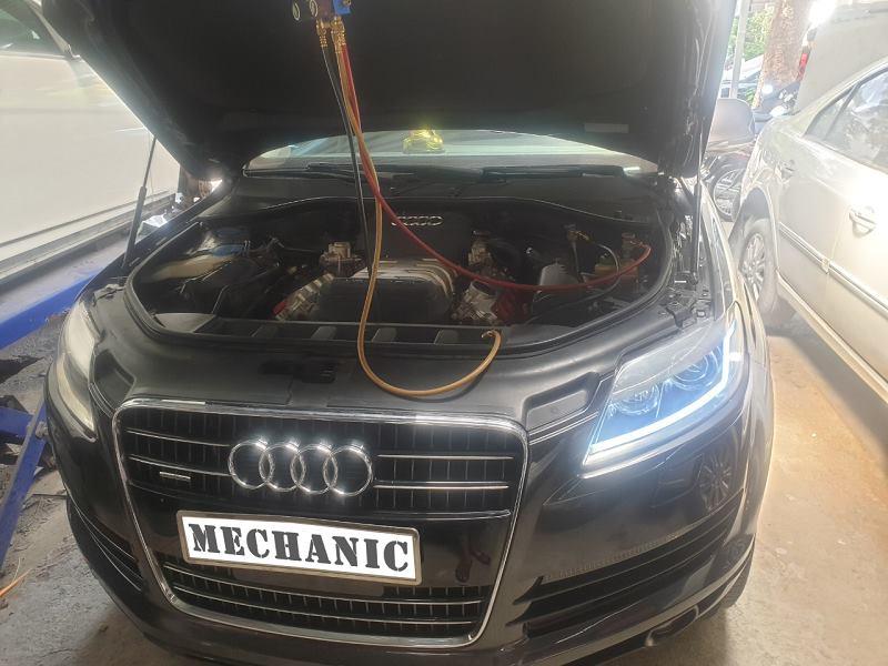 Tại sao nên sửa gara điều hòa ô tô tại Mechanic Auto