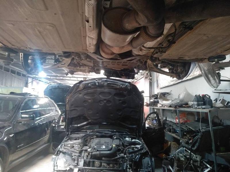 Sửa chữa hộp số tự động BMW chuyên nghiệp tại TPHCM