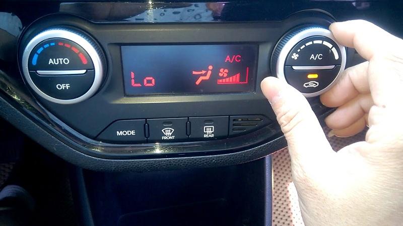 Hướng dẫn sử dụng điều hòa ô tô đúng cách