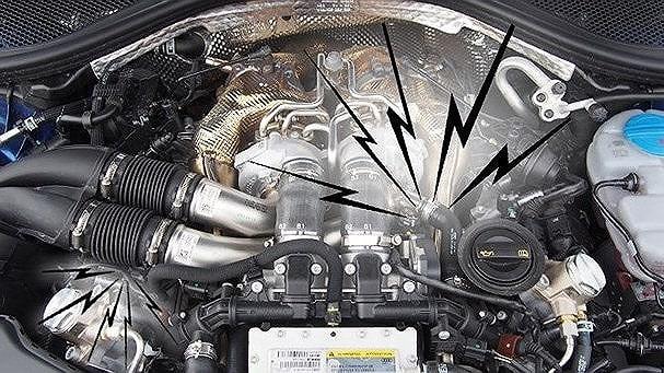 Những lỗi thường gặp trên xe ô tô đời mới