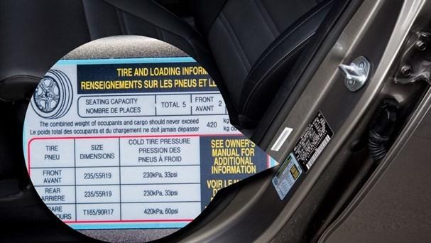 Áp suất lốp ô tô quan trọng ra sao tới sự an toàn