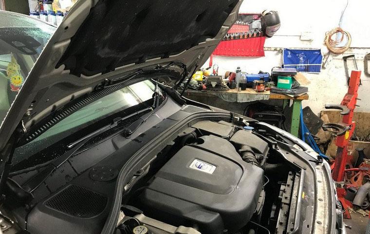 Bảo dưỡng Volvo định kỳ uy tín tại TPHCM