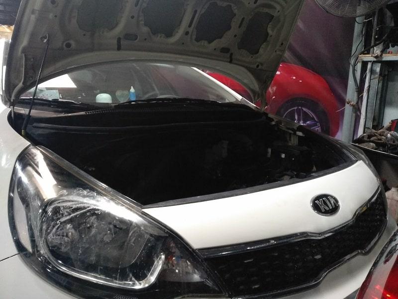 Sửa chữa ô tô KIA uy tín tại TPHCM