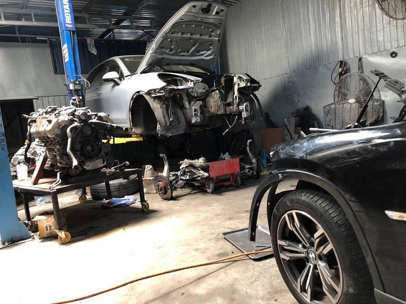 Gara sửa hộp số ô tô chuyên nghiệp tại TPHCM