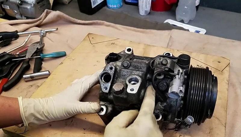 Bảo dưỡng và sửa chữa lốc điều hòa Mercedes tốt nhất
