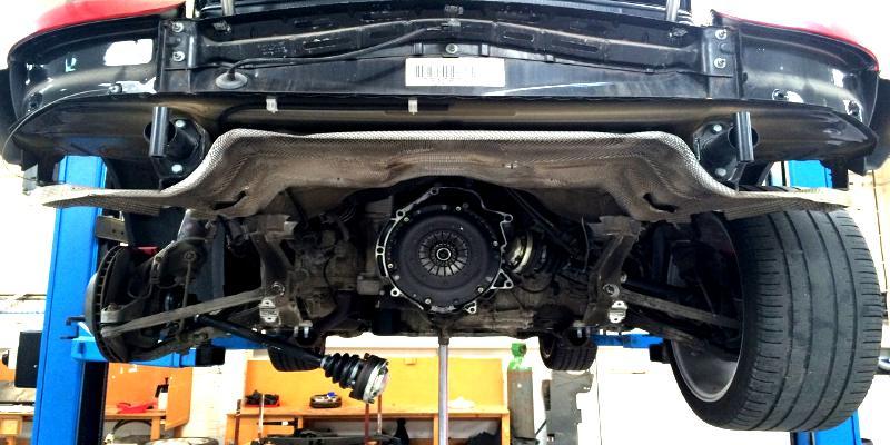 Sửa hộp số Mazda chuyên sâu tại TP.HCM