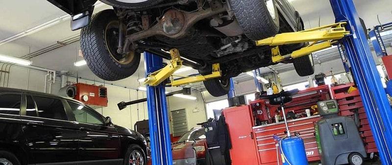 Garage sửa chữa hộp số Ford chuyên nghiệp tại TP.HCM