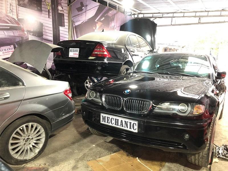 Kinh nghiệm tìm kiếm gara sửa chữa ô tô đời mới chuyên nghiệp