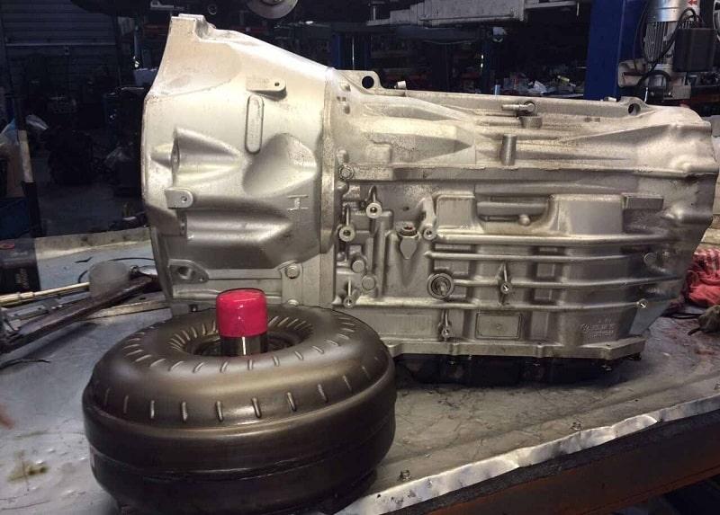 Garage sửa chữa hộp số tự động chuyên sâu tại TPHCM