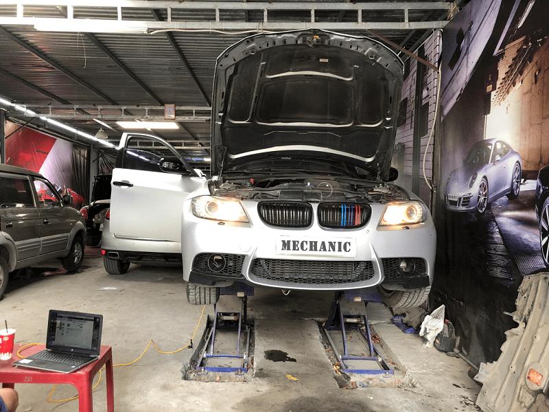 Những lưu ý khi đi bảo dưỡng sửa chữa ô tô
