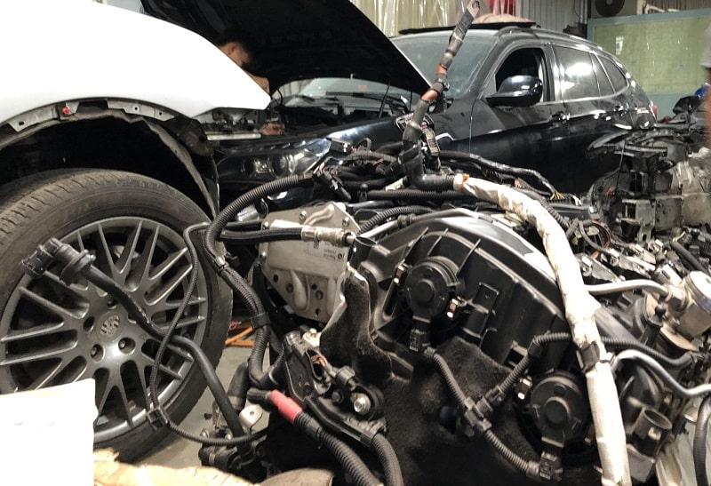 Những lưu ý khi đưa xe đi đại tu động cơ ô tô