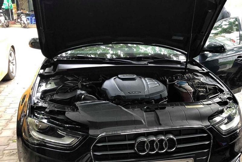 Garage chuyên bảo dưỡng và sửa chữa Audi tại TPHCM