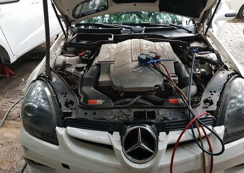 Bảo dưỡng định kỳ ô tô cũ và mới