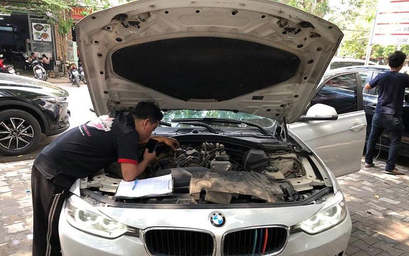 7 Lý do chủ sở hữu BMW sửa chữa tại Garage Mechanic Auto