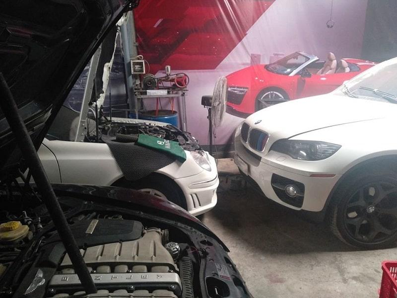 Chuyên sửa chữa ô tô Đức tại TPHCM