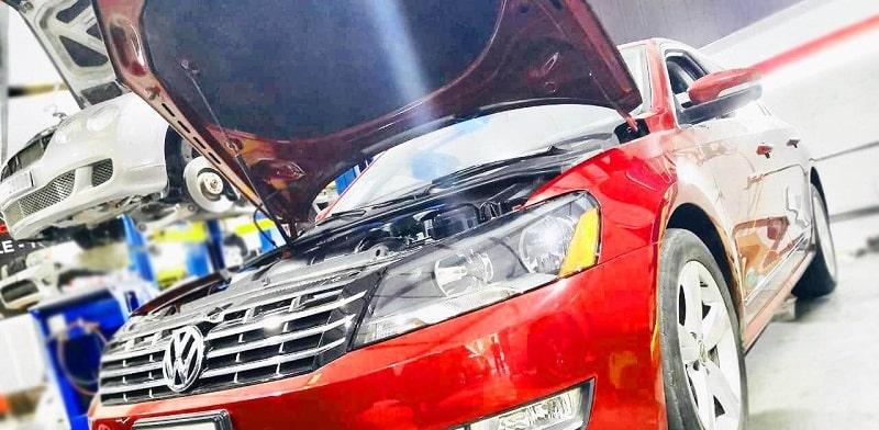 Gara sửa chữa xe Volkswagen chuyên nghiệp tại TPHCM