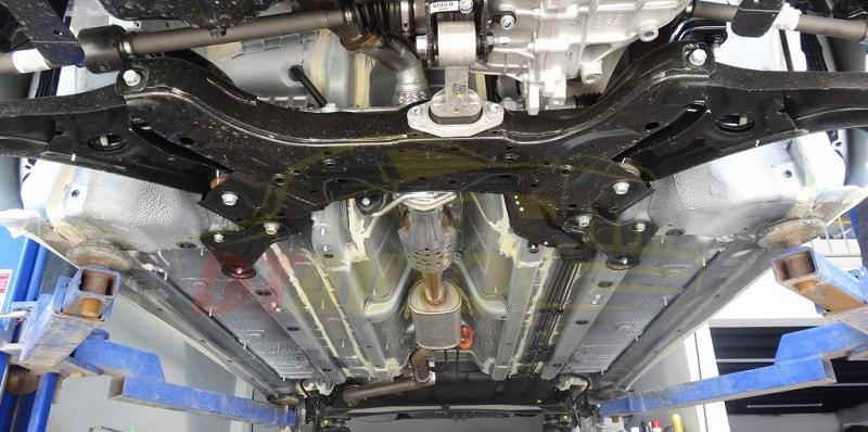 Thời điểm cần bảo dưỡng gầm xe ô tô