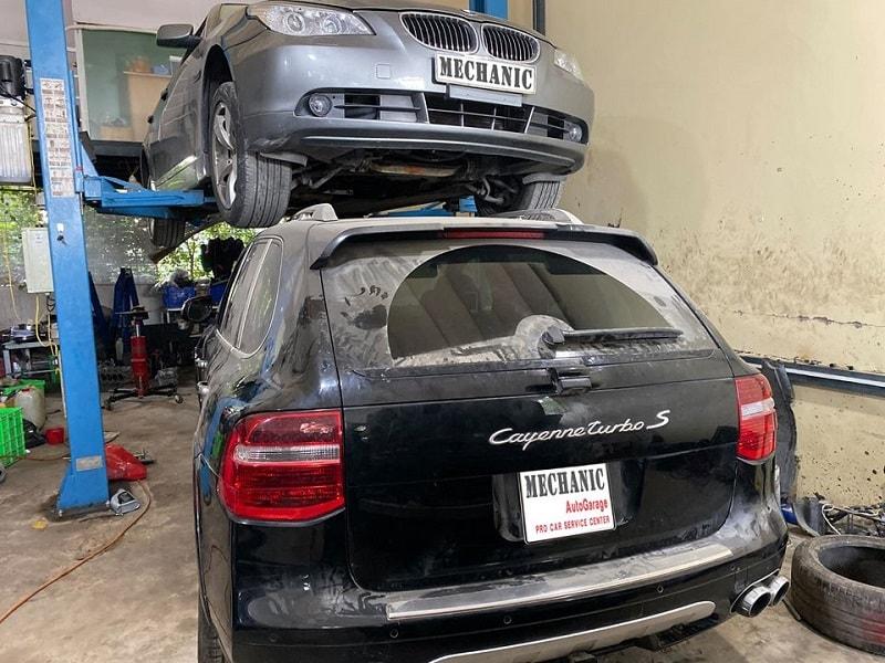Dấu hiệu nhận biết cần phải bảo dưỡng gầm xe ô tô ngay lập tức
