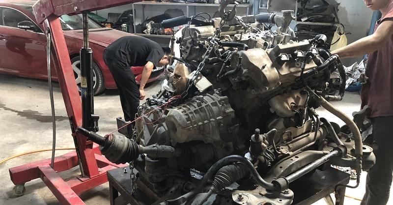 Sửa chữa hệ thống phun xăng điện tử ô tô uy tín tại TPHCM