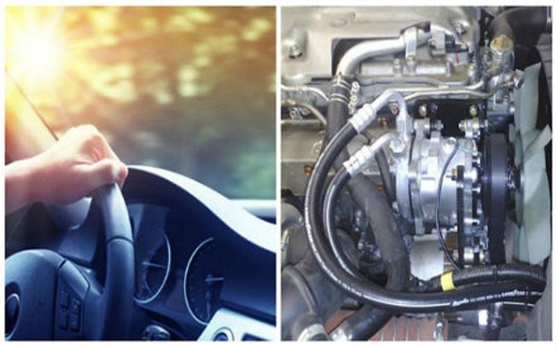 Những nguyên nhân dẫn tới lốc điều hòa ô tô nhanh hỏng