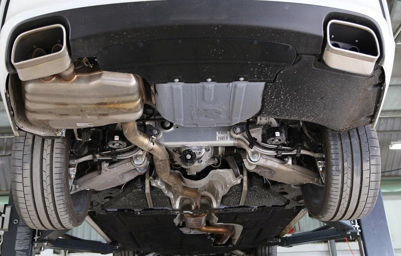 Dấu hiệu – nguyên nhân và giải pháp khi hư hỏng gầm xe ô tô