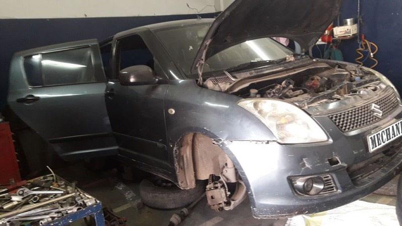 Sửa xe ô tô Suzuki chuyên nghiệp tại TP.HCM