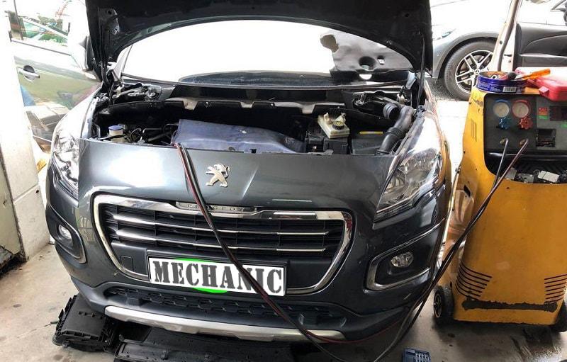 Bảo dưỡng và sửa chữa Peugeot chuyên nghiệp tại TPHCM