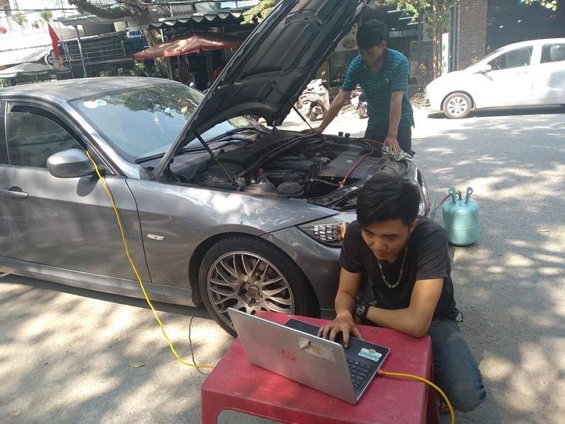 Garage sửa chữa ô tô Daewoo uy tín tại TPHCM