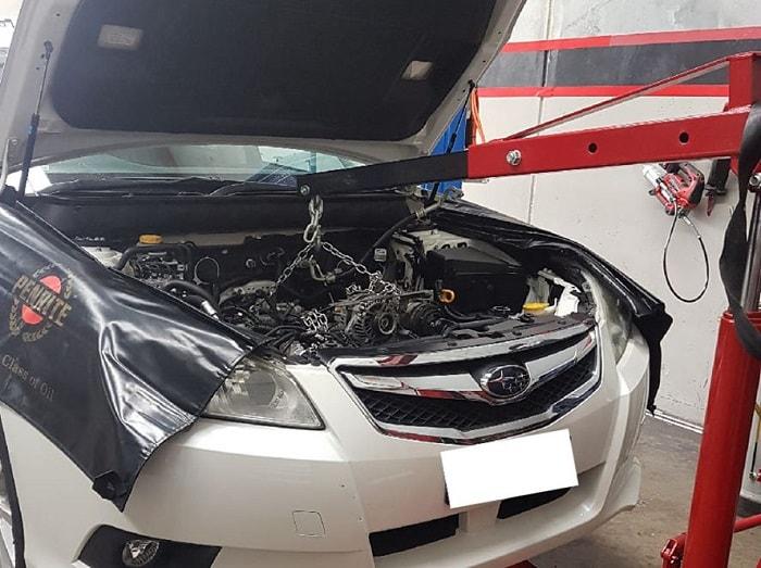 Sửa chữa xe Subaru chuyên nghiệp và uy tín tại TPHCM
