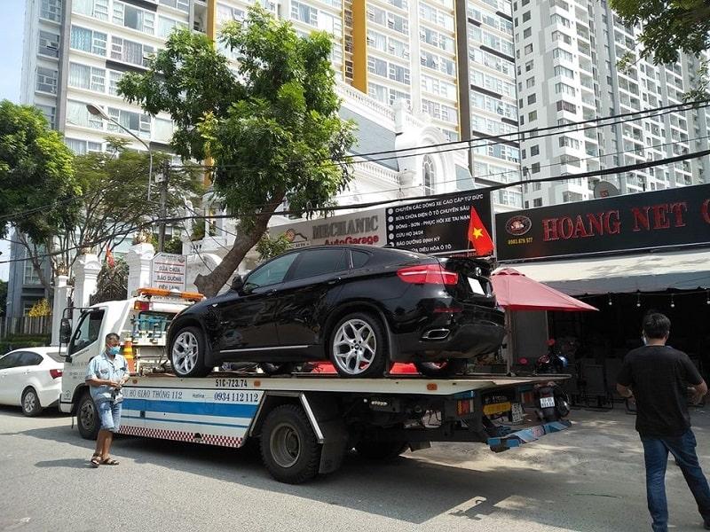 Garage làm bảo hiểm ô tô uy tín tại TPHCM