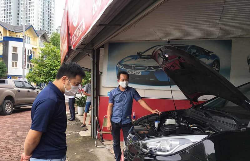 Cách kiểm tra động cơ ô tô đã qua sử dụng chi tiết