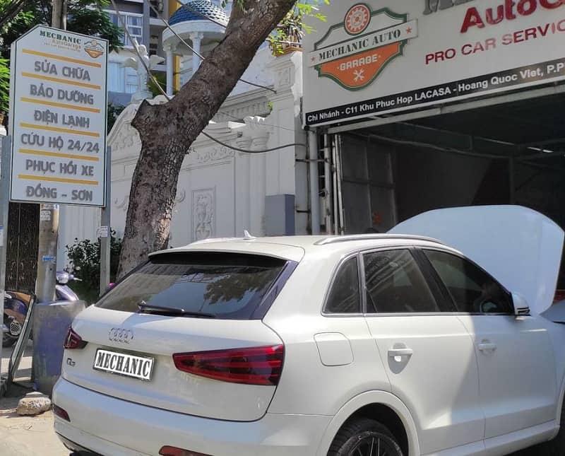 Kinh nghiệm bảo dưỡng ô tô đời mới thông minh dành cho chủ xe