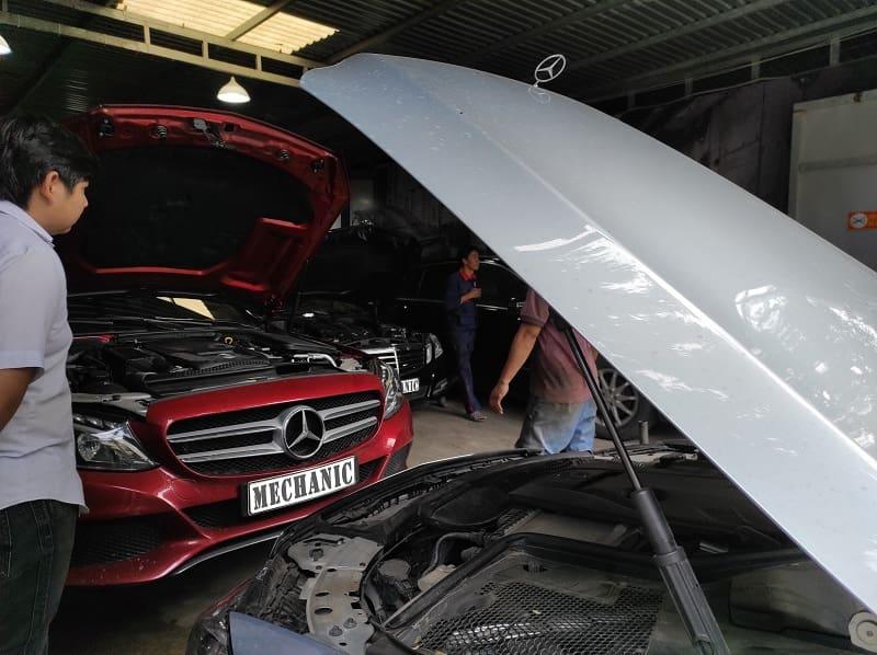 Gara sửa chữa ô tô uy tín tại tpHCM? Dịch vụ chất lượng, giá tốt