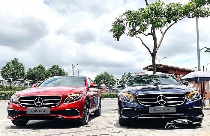 Sử dụng xe Mercedes – Benz  thông minh với 7 điều cần biết