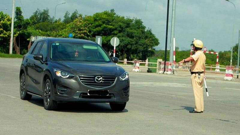 40 lỗi sẽ bị tước giấy phép lái ô tô – cập nhật mới nhất 2020