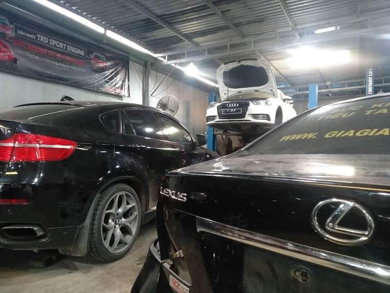 Quy trình bảo dưỡng xe ô tô Toyota đạt chuẩn tại Mechanic Auto